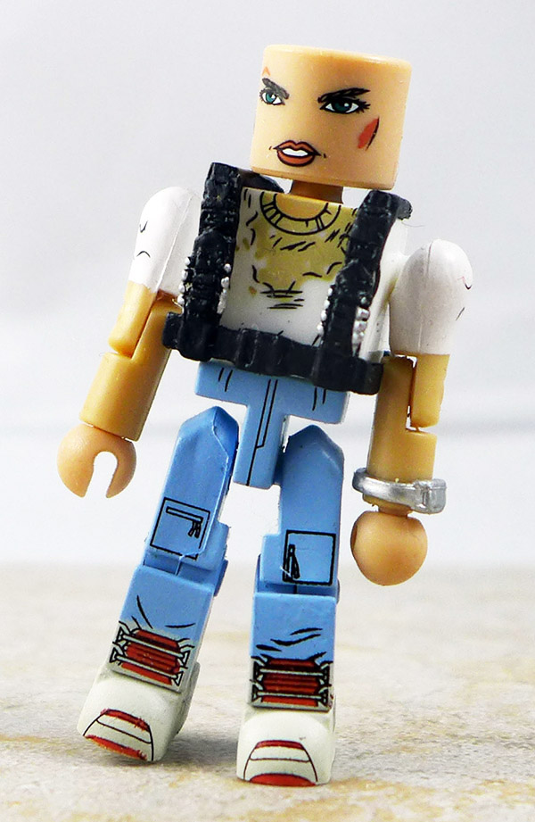 Rescue Mission Ripley Partial Loose Minimate (Aliens Series 1)