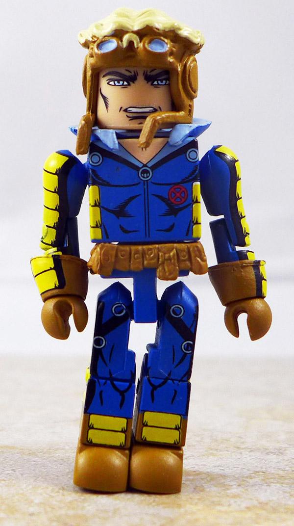 Marvel Minimates X-Force X-Ternal Cannonball