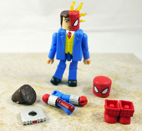 Spider Sense Peter Parker Loose Minimate (Marvel TRU Wave 25)