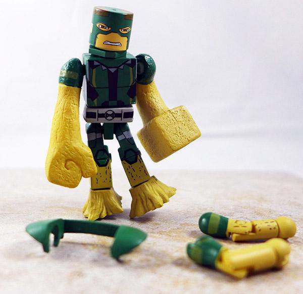 Ultimate Sandman Loose Minimate (Marvel TRU Wave 20)