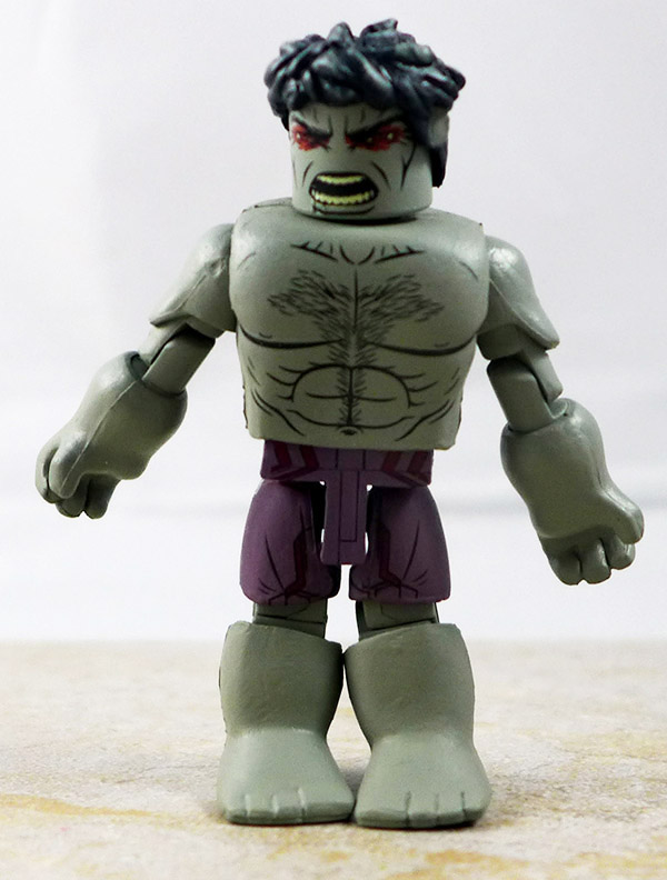Rampaging Hulk Loose Minimate (Marvel Avengers Age of Ultron TRU Wave 2)