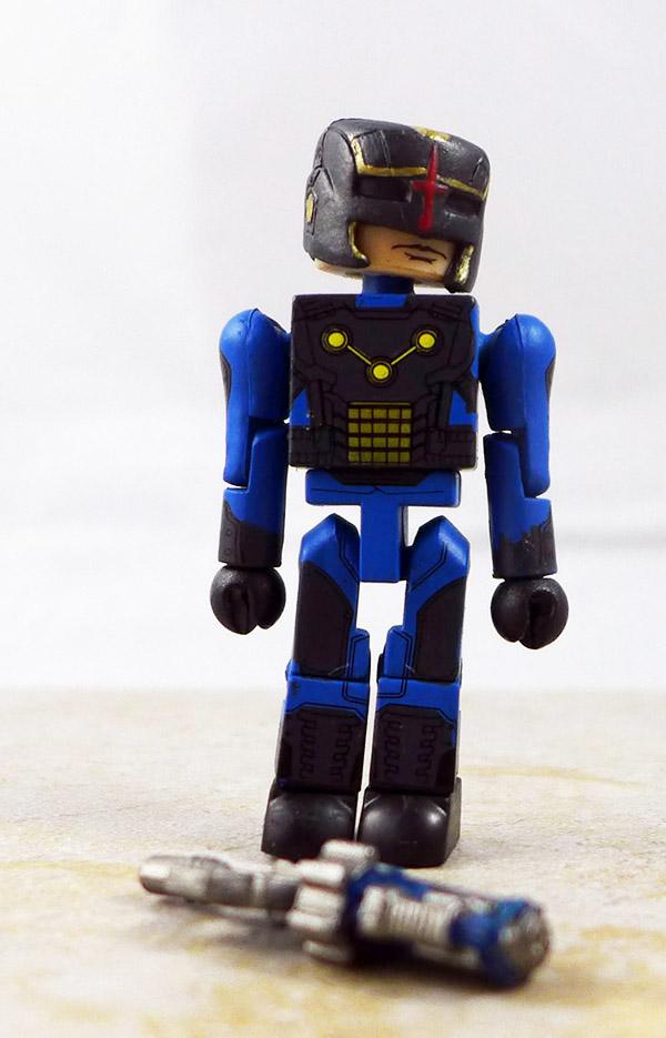 Nova Corps Centurion Loose Minimate (Marvel Wave 57)