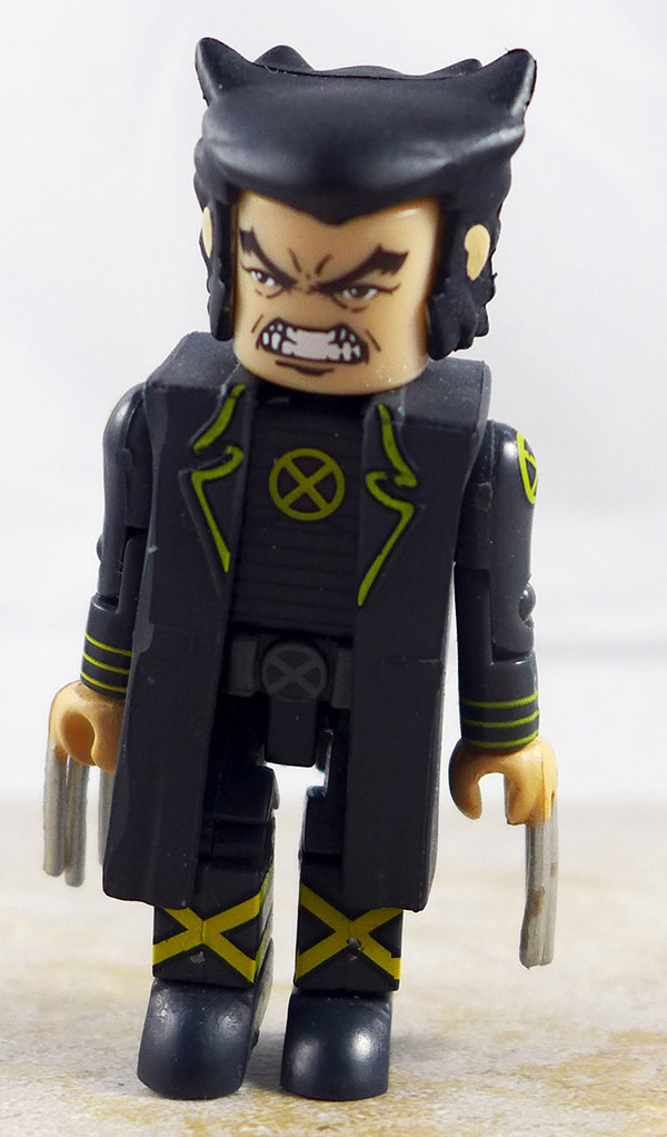 Wolverine Custom Loose Minimate (Marvel Wave 5)
