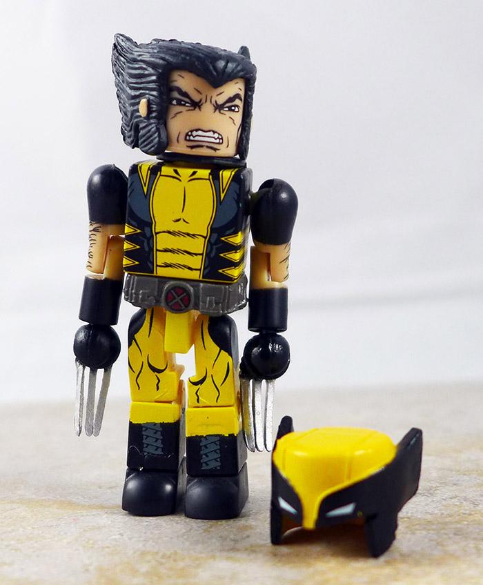 Wolverine Loose Minimate (Marvel TRU Wave 16)