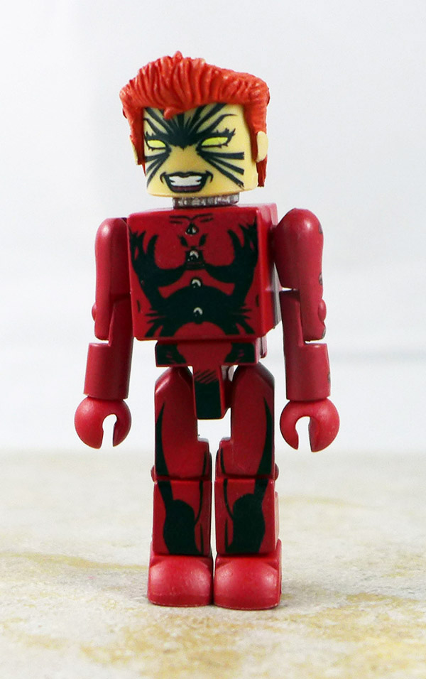 Rachel Summers Partial Loose Minimate (Marvel Wave 33)