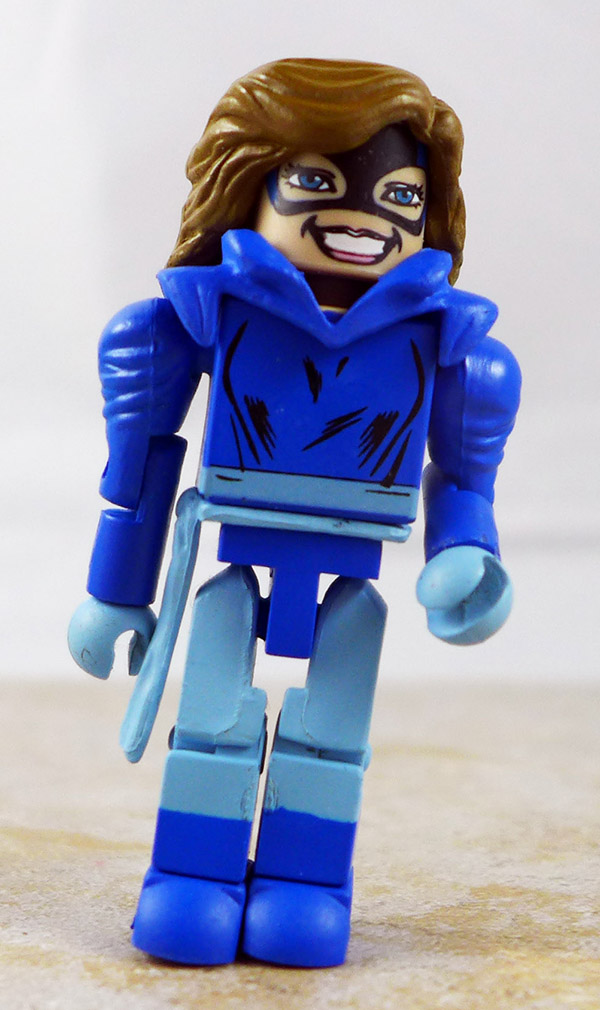 Shadowcat Partial Loose Minimate (Marvel Wave 31)