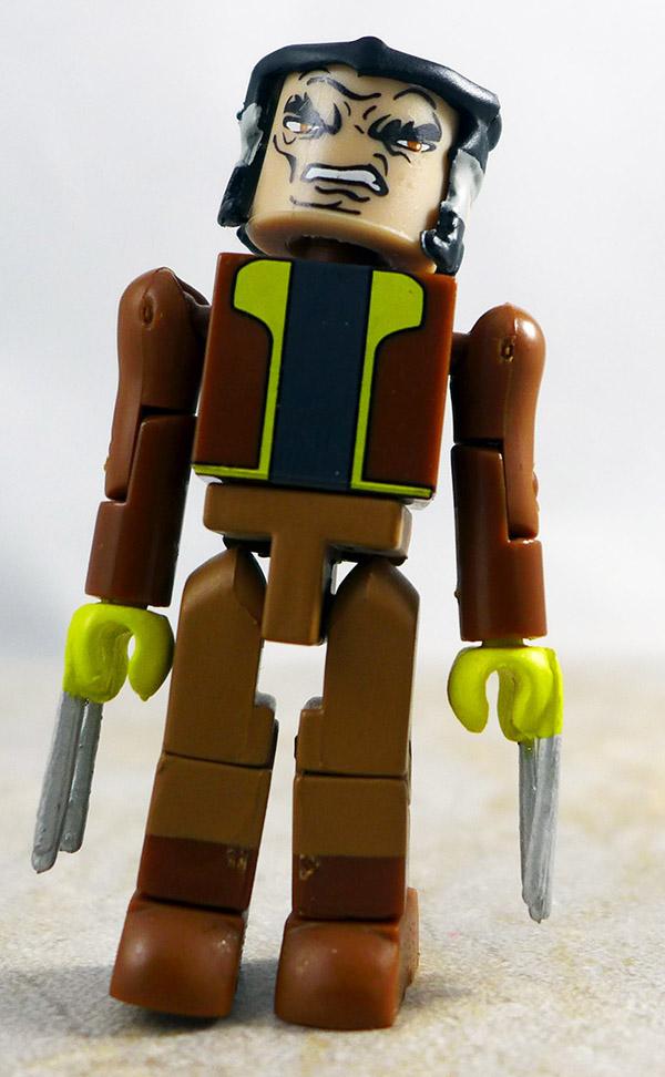 DOFP Wolverine Loose Minimate (Marvel Wave 13)