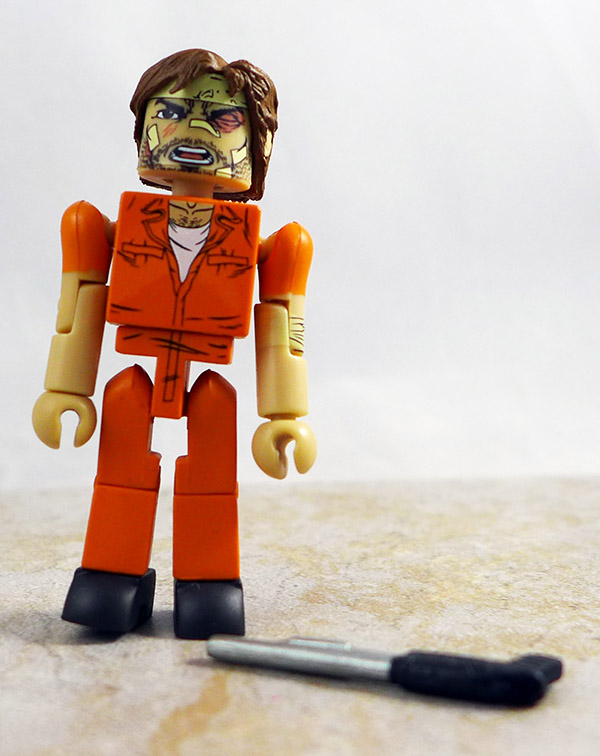 Prison Rick Grimes Loose Minimate (Walking Dead Box Set 1)