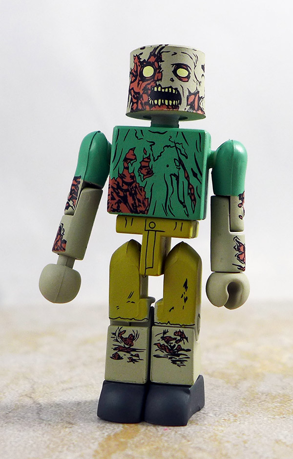 Roamer Zombie Loose Minimate (Walking Dead Box Set 1)