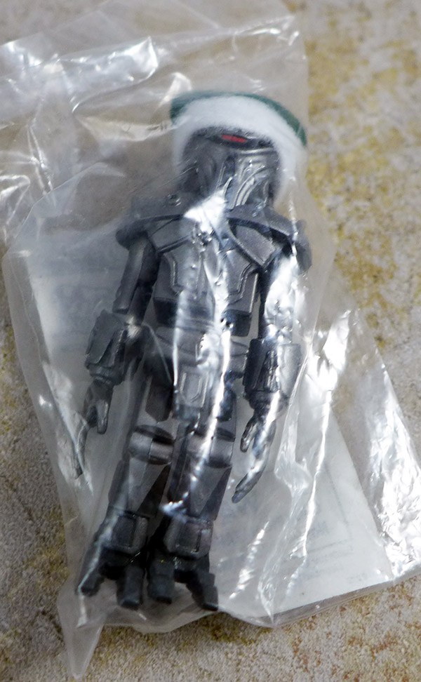 Cylon Elf Loose Minimate (Promotional Single Pack)