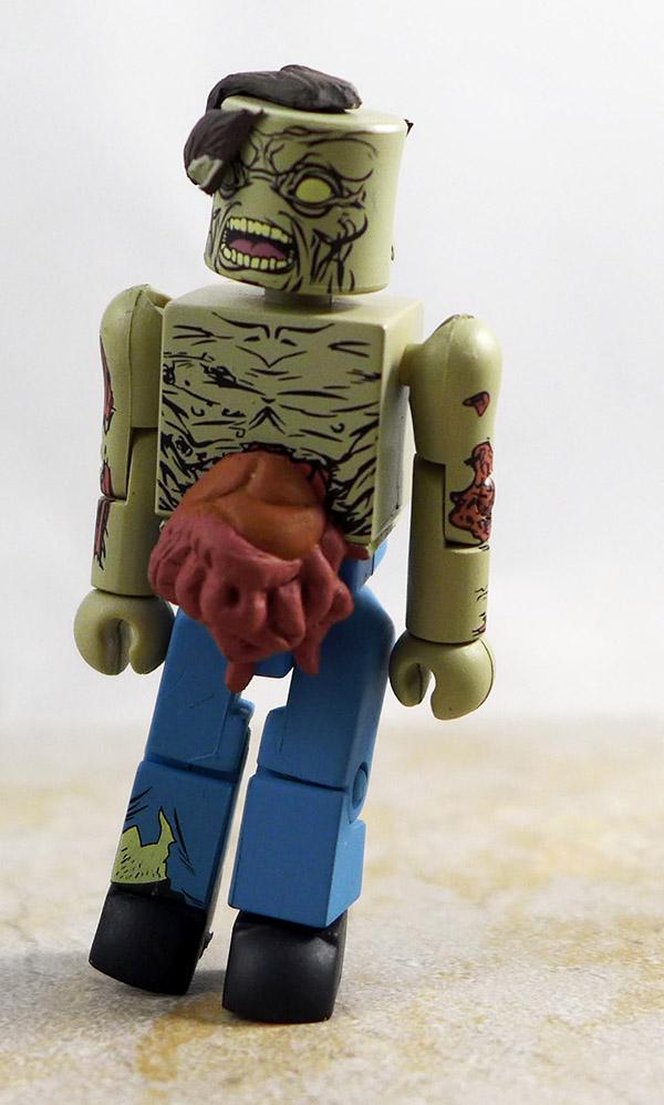 Guts Zombie Loose Minimate (Walking Dead Wave 1)