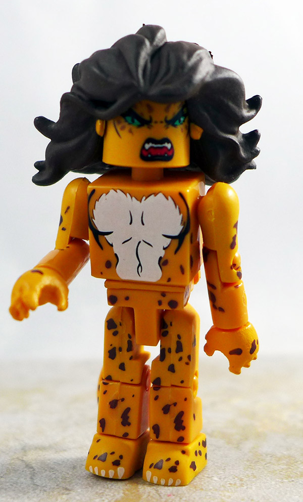 Cheetah Loose Minimate (DC Minimates Series 6)