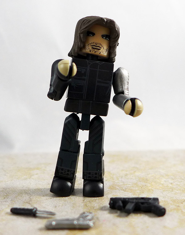 Winter Soldier Loose Minimate (Marvel Wave 66)