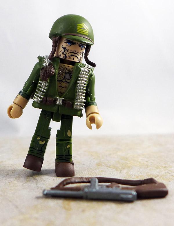 Sgt. Rock Loose Minimate (DC Minimates Series 6)