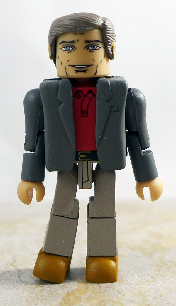 George McFly Loose Minimate (Return to Hill Valley 1985 Box Set)