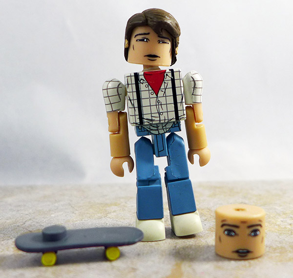 Marty McFly Loose Minimate (Return to Hill Valley 1985 Box Set)