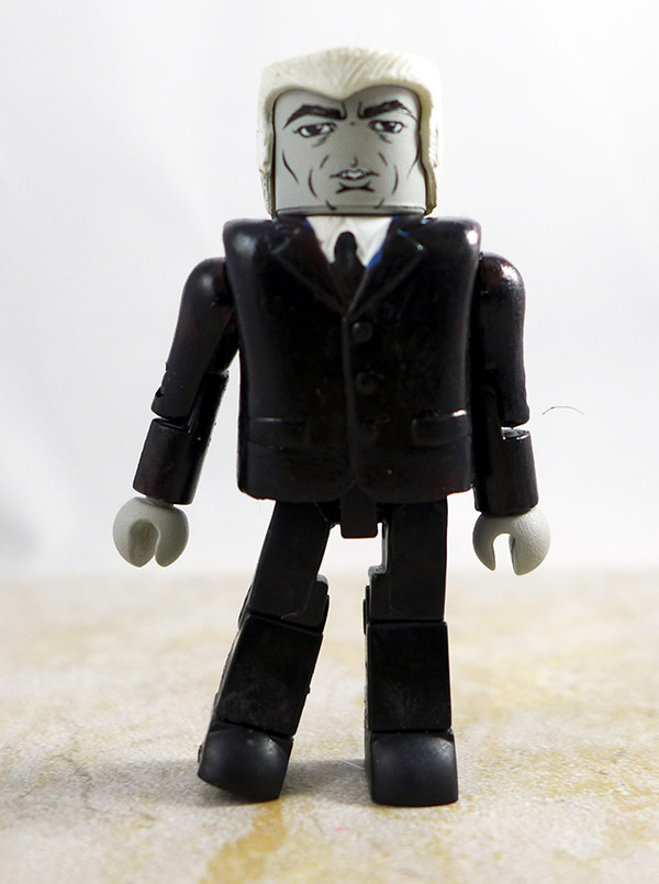 Black and White Custom Loose Minimate