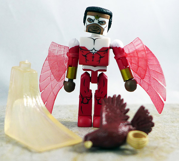 Marvel's Falcon Loose Minimate (Marvel Wave 54)