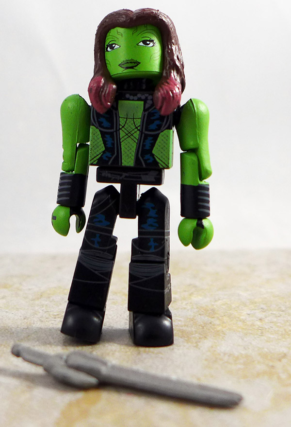Gamora Loose Minimate (Marvel Wave 57)