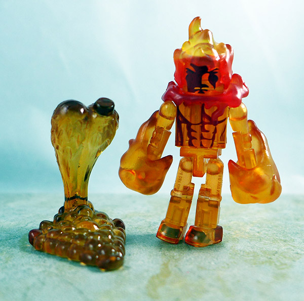 Human Torch Loose Minimate (Invaders Box Set)