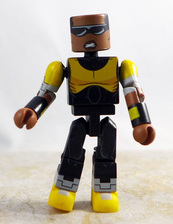 Power Man Partial Loose Minimate (Marvel Walgreens Wave 2.5)