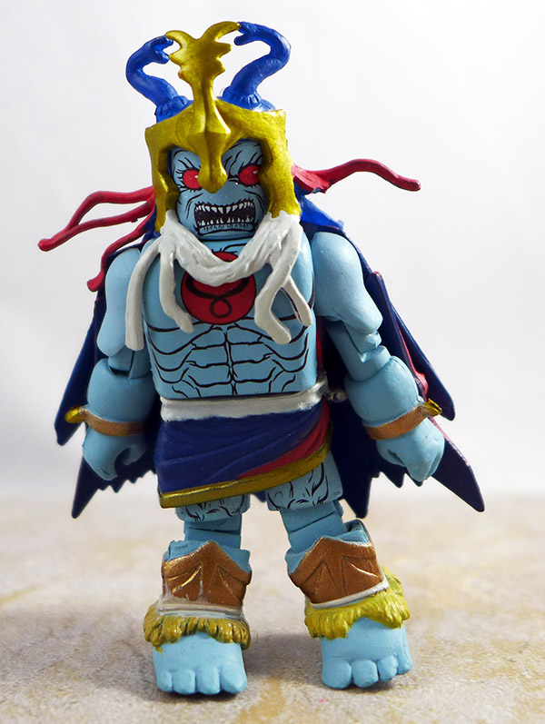 Mumm-Ra the Ever-Living Loose Minimate (Thundercats Box Set 4)