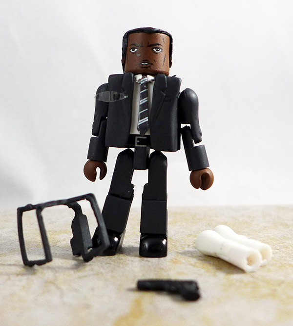 Nick Fury Loose Minimate (Marvel Walgreens Captain Marvel Wave)