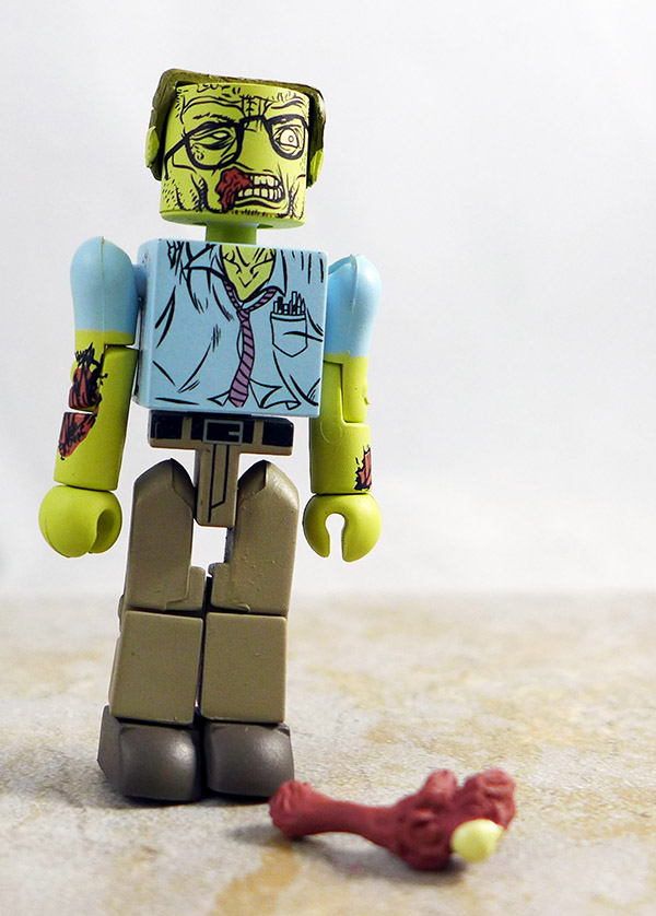 Nerd Zombie Loose Minimate (Walking Dead TRU Wave 1)