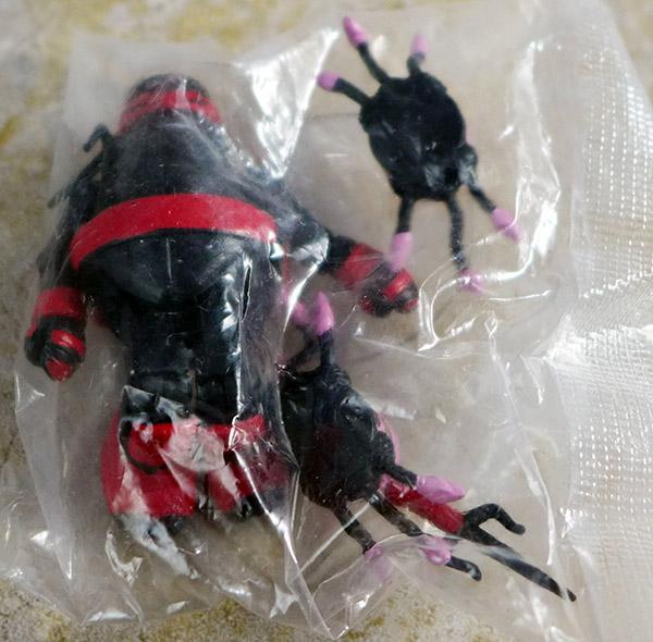 Dark Horizons Raphael Loose Minimate (TMNT Series 4 Blind Bags)