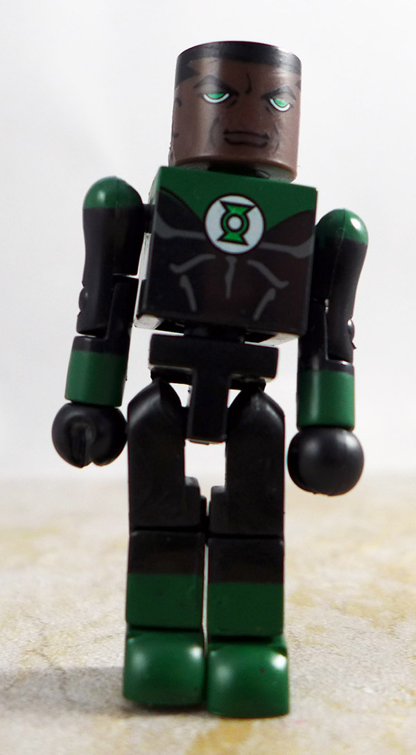 Green Lantern: John Stewart Loose Minimate (DC Minimates Promotional Single Pack)