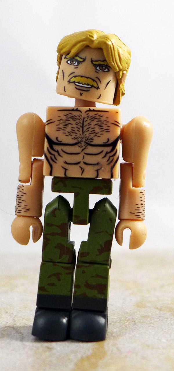 Secret Wars Deadpool Custom Loose Minimate (Marvel Wave 65)