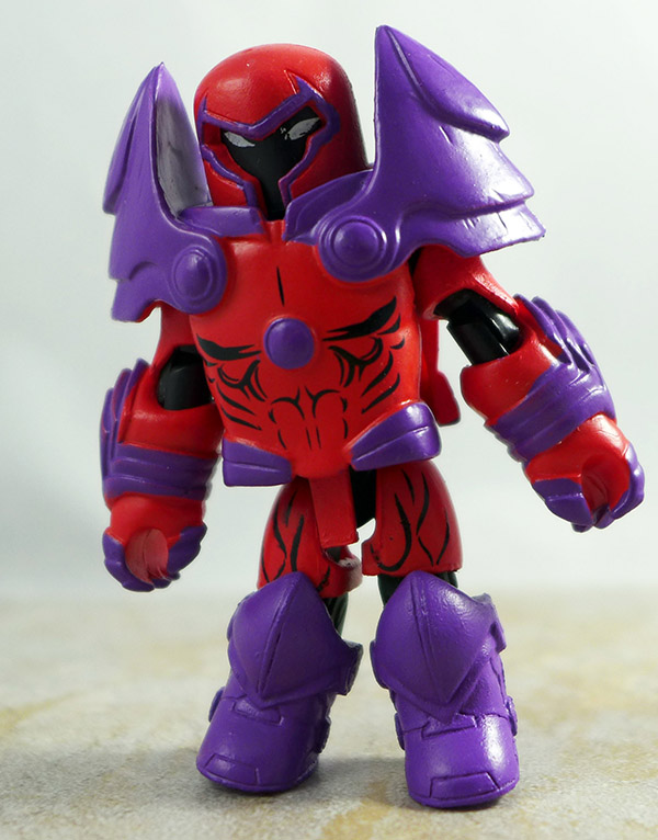 Red Onslaught Partial Loose Minimate (Marvel Wave 62)