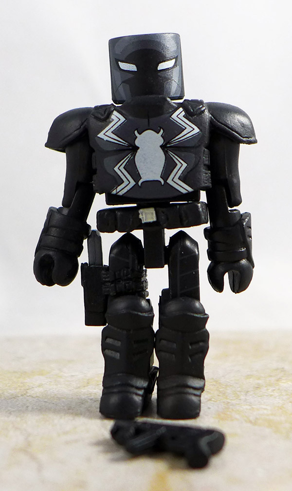 UItimate Agent Venom Custom Loose Minimate (Marvel Walgreens Wave 1)