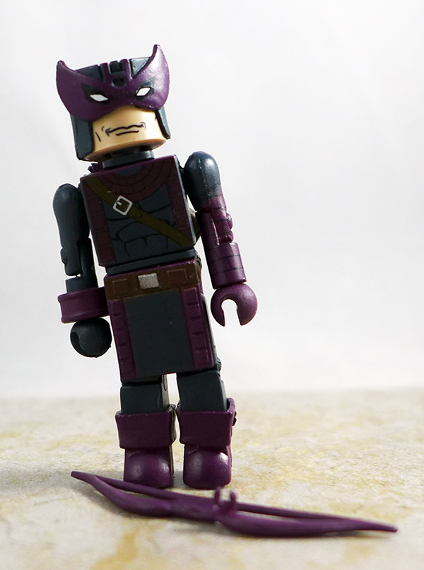 Hawkeye Partial Loose Minimate (Dark Avengers Box Set 2)