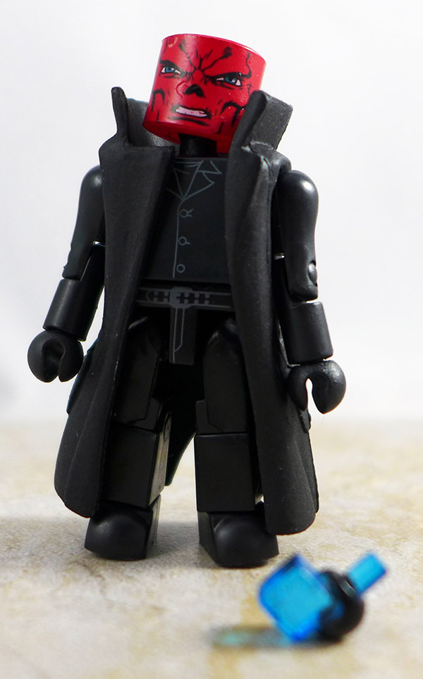 Red Skull Custom Loose Minimate (Marvel Wave 40)