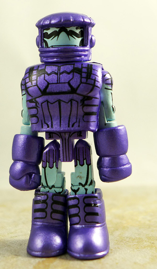 Kree Sentry Loose Minimate (Marvel Wave 44)