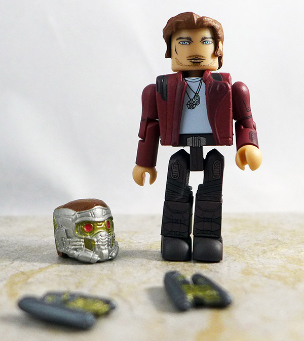 Star-Lord Loose Minimate (Marvel Wave 71)