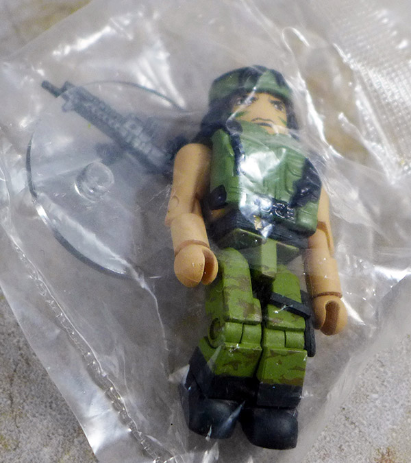 Billy Loose Minimate (Predator Series 1 Blind Bags)