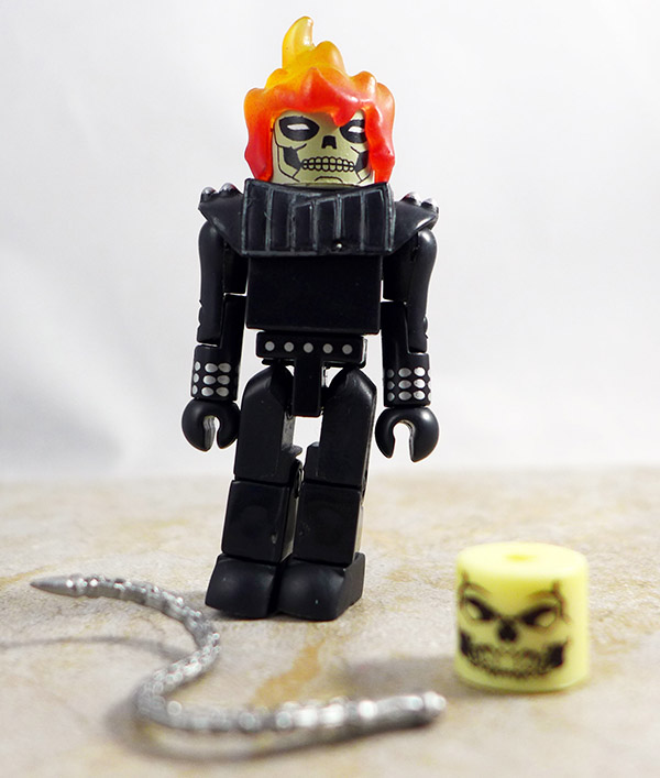 Ghost Rider Loose Minimate (Target Group E Two Pack)