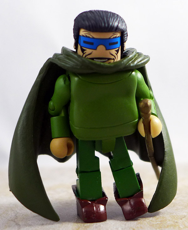 Mole Man Loose Minimate (Marvel TRU Wave 8)