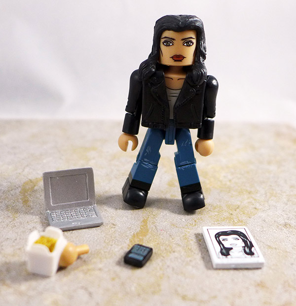 Jessica Jones Loose Minimate (Jessica Jones Netflix Box Set)