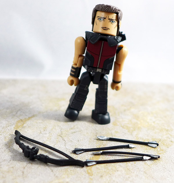 Age of Ultron Hawkeye Loose Minimate (Marvel Wave 61)
