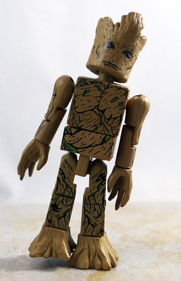 Groot Loose Minimate (Marvel Wave 57)