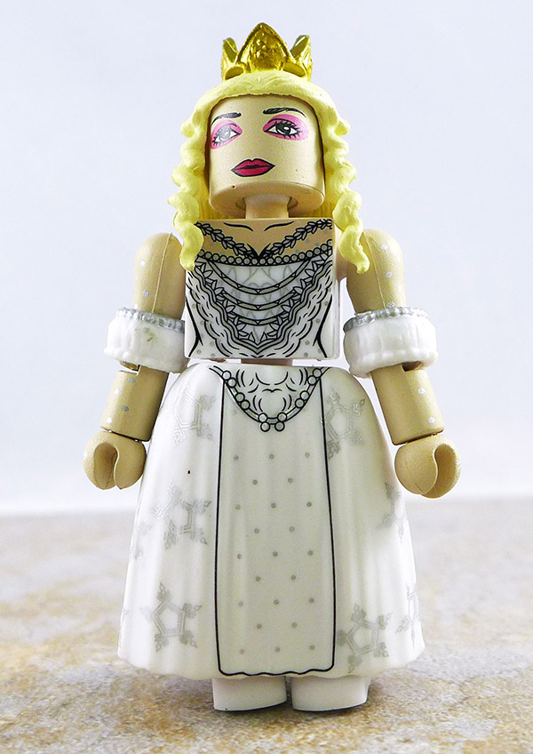 White Queen Loose Minimate (Alice: Through the Looking Glass Series 1)