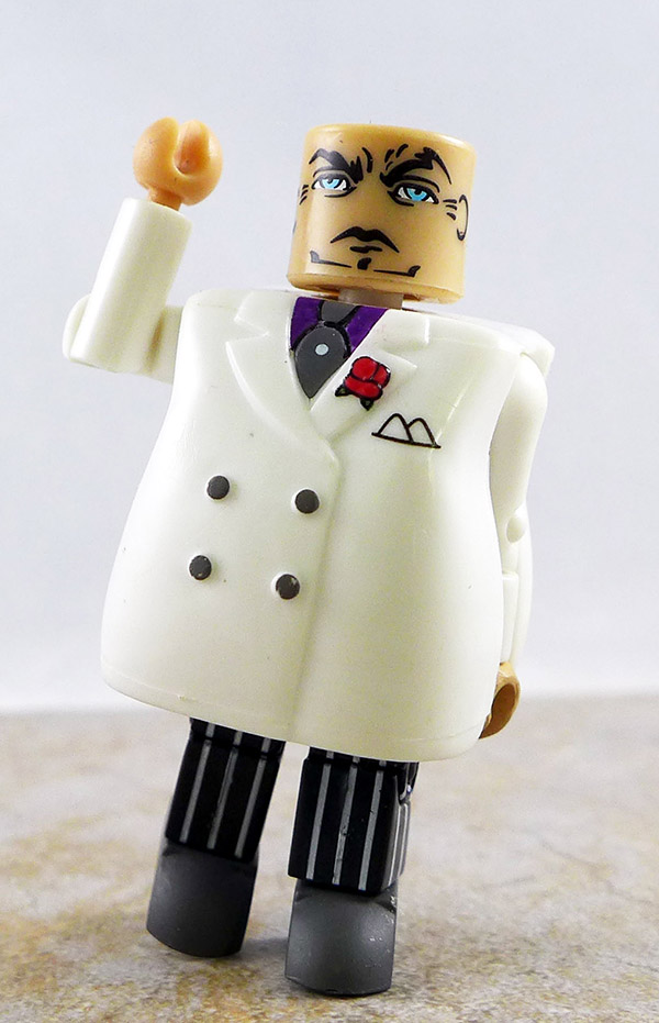 Kingpin Partial Custom Loose Minimate (Marvel Wave 1)