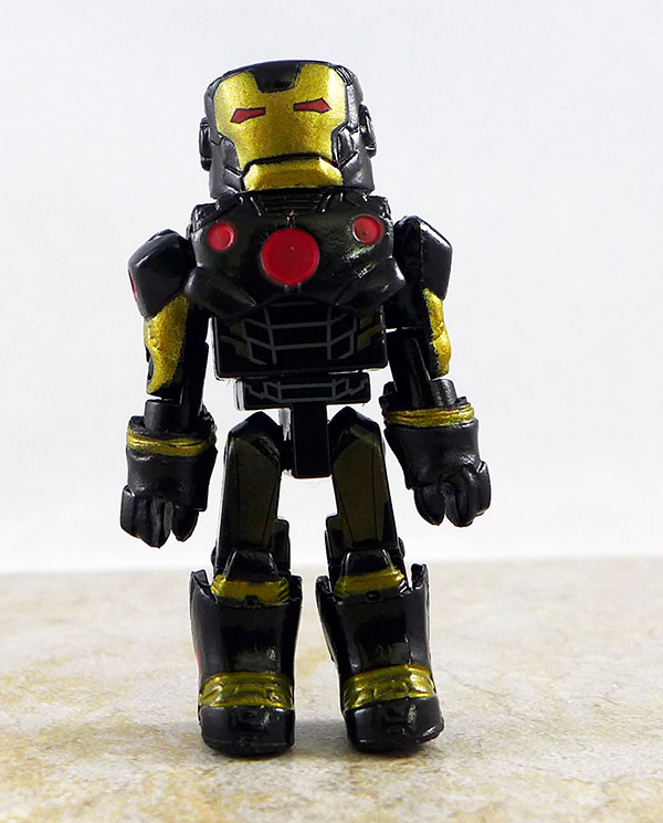 Iron Man Partial Loose Minimate (Marvel TRU Wave 16)
