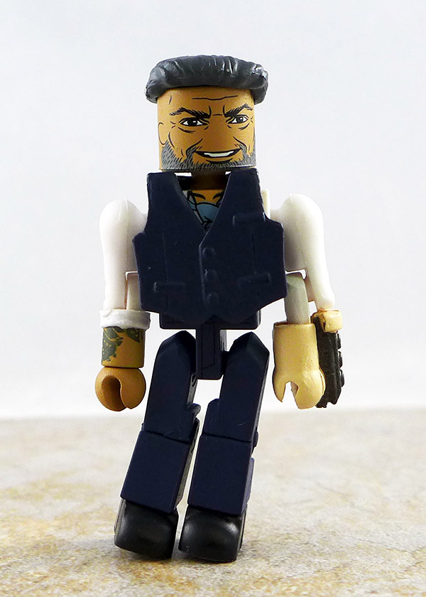 Ulysses Klaue Partial Loose Minimate (Marvel Black Panther TRU Two Packs)