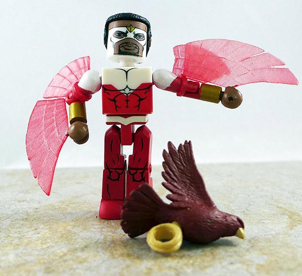 Marvel's Falcon Loose Minimate (Marvel Wave 69)