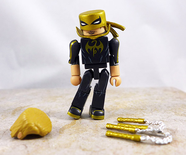 Marvel NOW! Iron Fist Partial Loose Minimate (Marvel Wave 75)