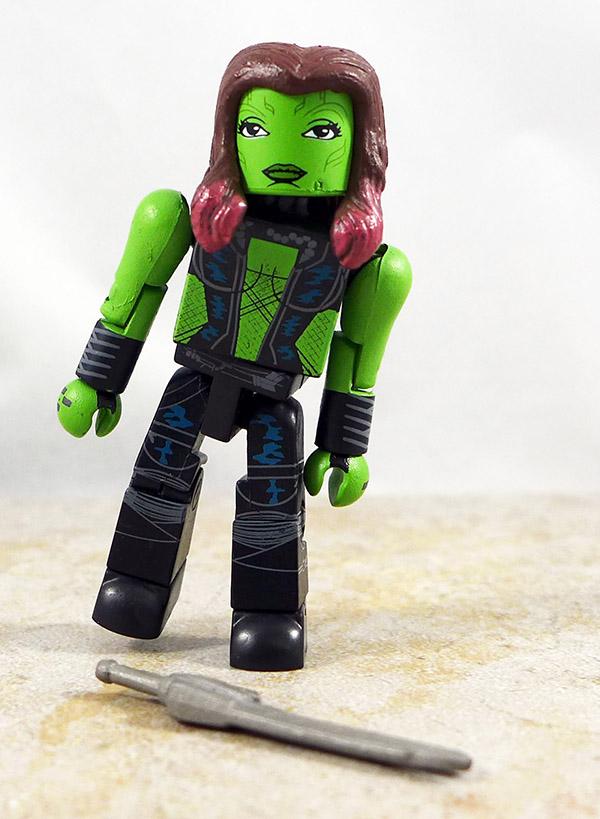 Gamora Loose Minimate (Marvel Wave 57)